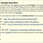 Cool New Search Referral Widget Live on Searchblog