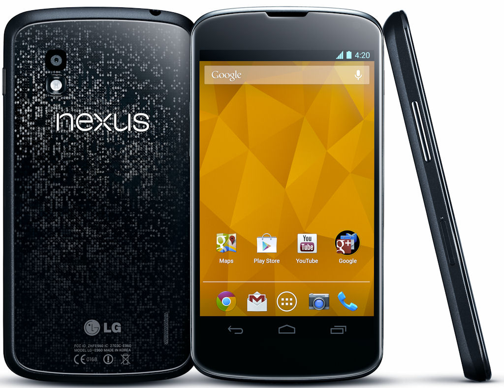 A Month In With The Nexus 4: Google Strengths Emerge | John ...